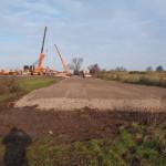 Wege- und Kranstellflächenbau Neubukow